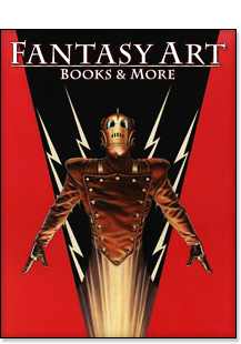 Fantasy Art Books & More